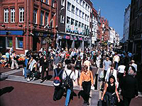 Grafton Street & Temple  Bar Districts