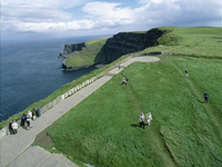 Spectacular Cliff Walks – Cliffs of  Moher, County Clare